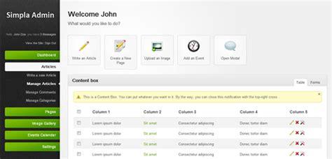 design web application interface 45 incredible web application interface designs the