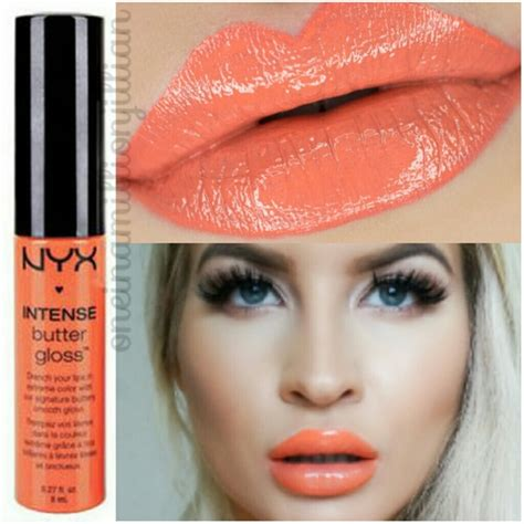 Nyx Butter Lip Gloss nyx makeup butter lip gloss banana split poshmark