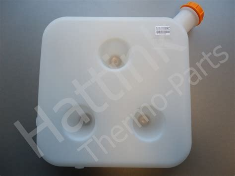 fuel tank  liter abs kunstof hattink heesch thermo king parts  carrier parts