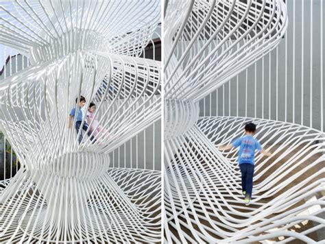 La cage aux folles   Warren Techentin Architecture