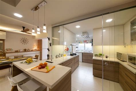 Wood Island Kitchen by 12 Beautiful Hdb Maisonettes You Ll Want To Live In The