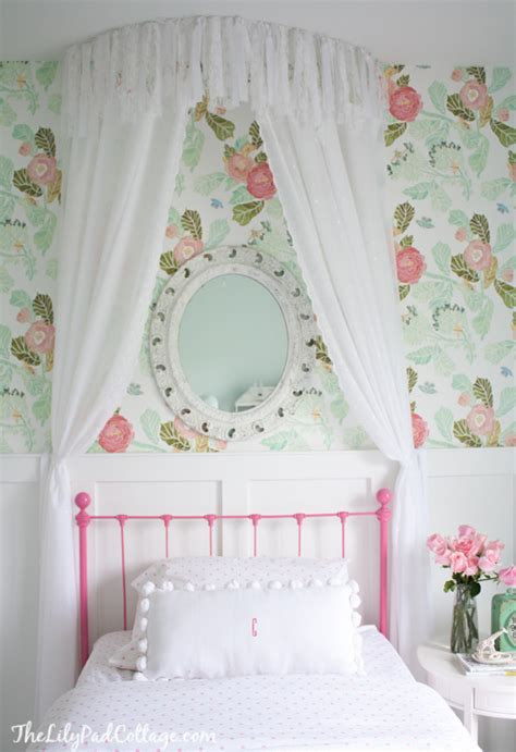 she s a big girl now princess room project nursery big girl bedroom part 2 the lilypad cottage