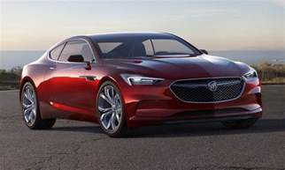 Buick Future Cars Buick Avista Is Concept Car Of The Year Most Significant