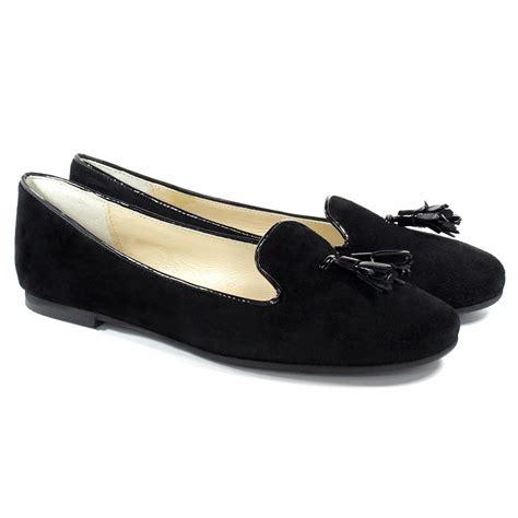 black tassel loafer daniel black chipmunk women s tassel front loafer