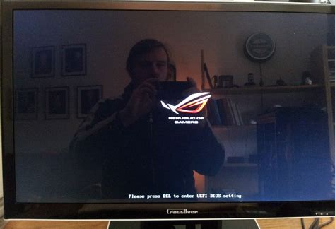 How To Boot From Usb On Asus Rog Laptop system image restoring as legacy boot and not uefi techsupport