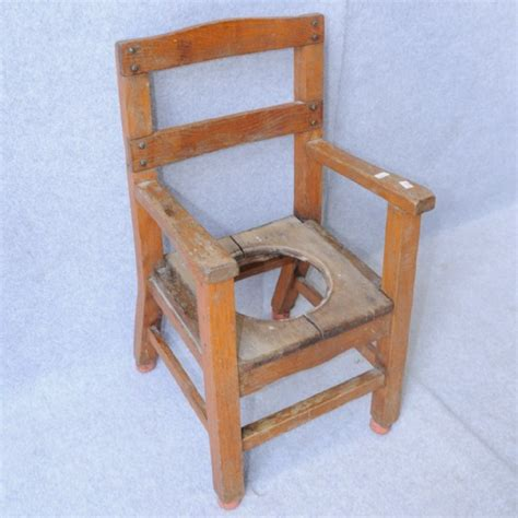 Antique Potty Chair by Potty Chair Chairs Arm Nursing Rocking Childs