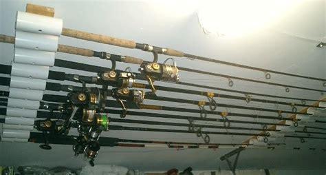 diy fishing rod holder instructions