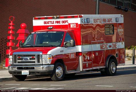 Image Gallery seattle ambulance