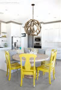 Yellow Dining Room Chairs by Yellow Dining Room Chairs Take Me Home Tonight Pinterest