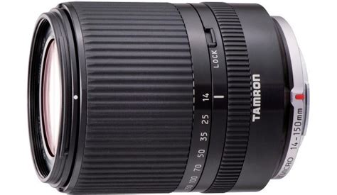 Tamron 14 150mm F35 58 Di Iii Lens For Micro Four Thirds tamron 14 150mm f 3 5 5 8 di iii lens for micro four