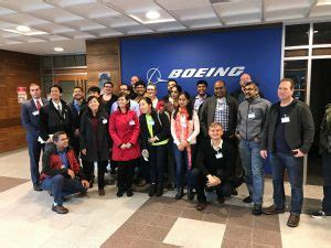 Boeing Mba Program by Curriculum In Tmmba Tours Boeing Factory Foster