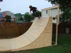 Build A Halfpipe In Backyard Halfpipe Ramps For Sale Website Of Kibuouse