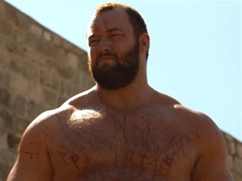 actor the game of thrones the mountain game of thrones workout business insider