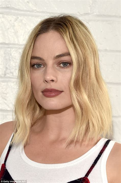 who does ms robbies hair why margot robbie only wears wedding ring on weekends