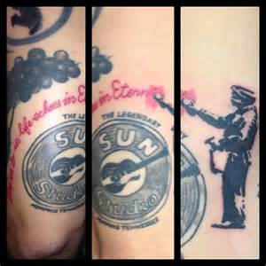 barcode tattoo sonning avenue banksy s truly indelible brand ny daily news