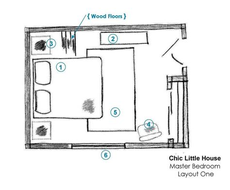 layout room 10x12 bedroom furniture layout