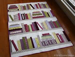 Quilting Books Gooba Designs Friday Finish Of 2014 The Book Quilt