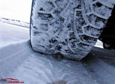 como saber que cadenas de nieve comprar el neum 225 tico de invierno tambi 233 n te vale para zonas con
