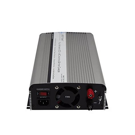 Power Inverter With Charger Aki 1500w Suoer Saa 1500w C 1500 Watt aims power pwric1500w 1500w inverter with 10 charger rv parts accessories store