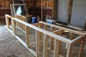 How To Build Outdoor Kitchen Cabinets Hometalk Rustic Outdoor Summer Kitchen