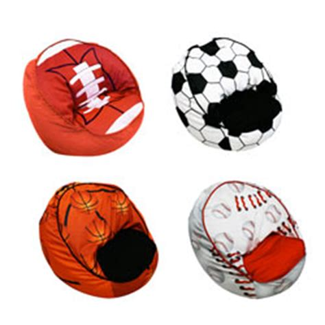 sports bean bag chair