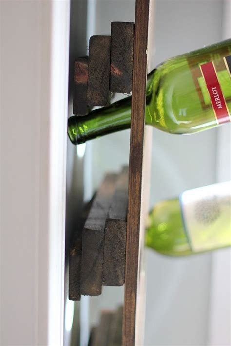 Diy Wall Mounted Wine Rack by 6 Versatile Wall Mounted Wine Rack Designs You Can Craft