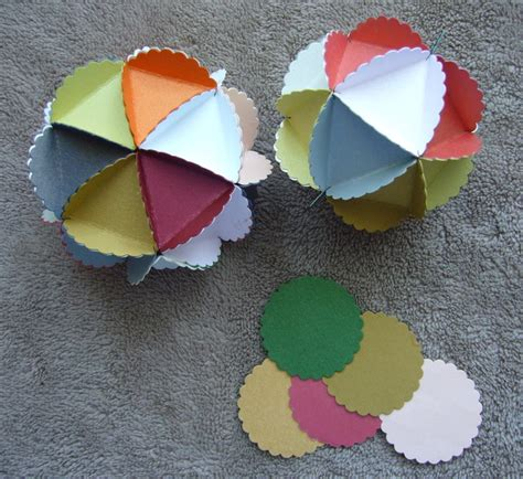 Handicrafts With Paper - 17 best images about my handicraft on circles
