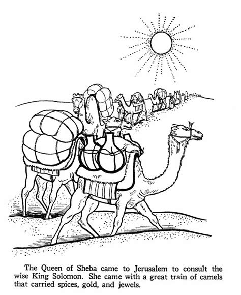 king solomon bible page to color 019 10 best images about printable bible coloring pages on