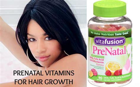 prenatal vitamins hair growth prenatal vitamins for hair growth youtube
