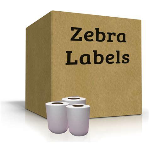 Zebra Etiketten by Zebra Labels