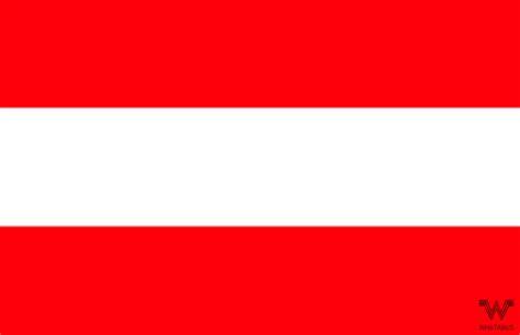 Aufkleber Länderflaggen by Flagge 214 Sterreich Aufkleber 8 5 X 5 5 Cm Whatabus Shop