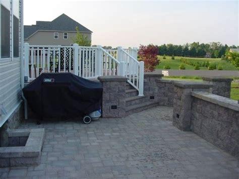 deck to patio transition deck to patio transition house deck pinterest