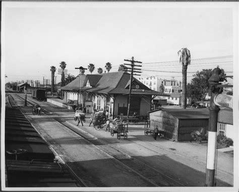 atchison topeka santa fe railway company depot