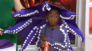 Good And Easy Halloween Costume Ideas Diy Halloween Make An Octopus Costume Out Of An Umbrella Today Com