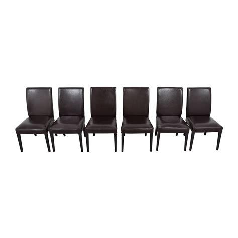 Ikea Leather Dining Chairs 69 Ikea Ikea Brown Leather Dining Chairs Chairs