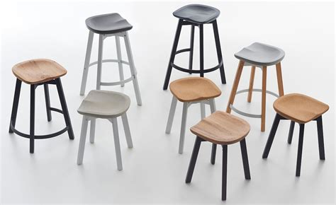 Ongoing Stools by Su Stool With Cork Seat Hivemodern