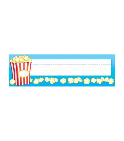 popcorn writing paper popcorn border writing paper clipart panda free