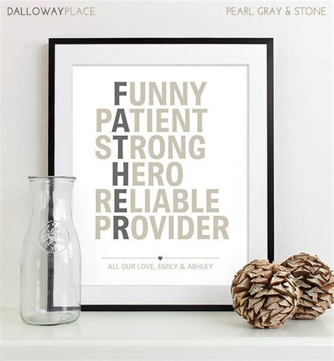 gift for dad best 25 birthday gifts for dad ideas on pinterest gifts