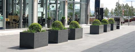 planters amusing modern outdoor planters modern outdoor