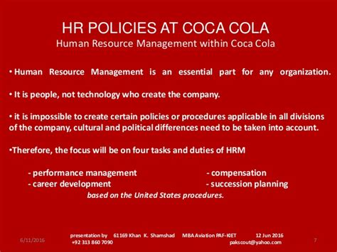 Coca Cola Mba Rotational Program cocacola show