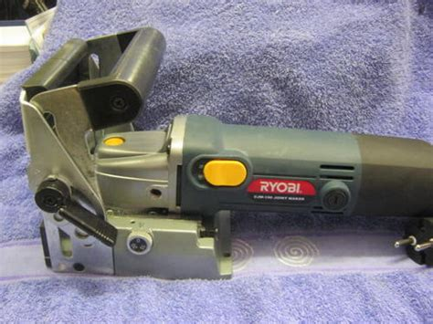 Other Power Tools Ryobi Joint Maker Cjm100 Good As New