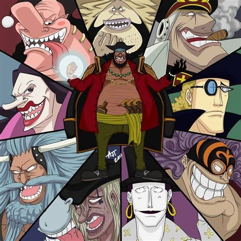 Anime One Blackbeard top 10 strongest from blackbeard ranked otakukart