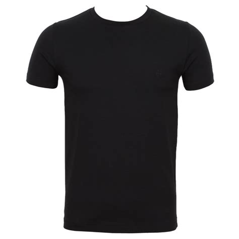 plain black t shirt front and back clipart best