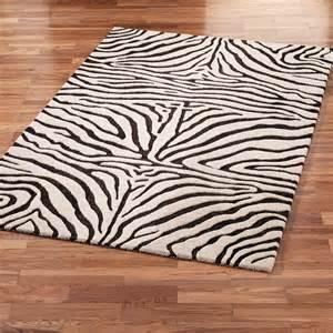 zebra area rugs sale