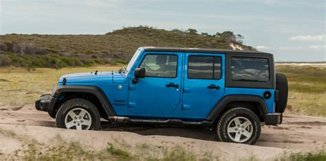 Jeep He 2016 Jeep Wrangler Unlimited Road Trip To Moreton Island