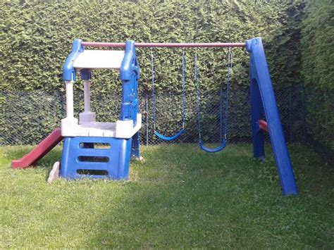 little tikes outdoor swing set little tikes clubhouse swing set has to go orleans ottawa
