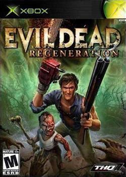 evil dead film imdb evil dead regeneration review xbox xboxaddict com