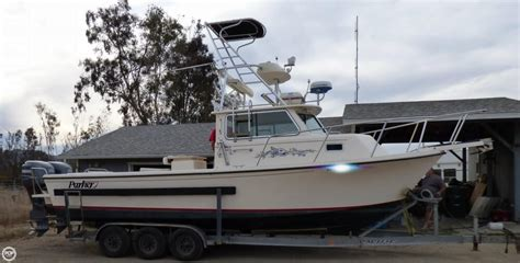 used parker boats in california parker boats for sale in california boats