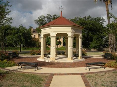 gazebo for cing king william park gazebo san antonio tx gazebos on