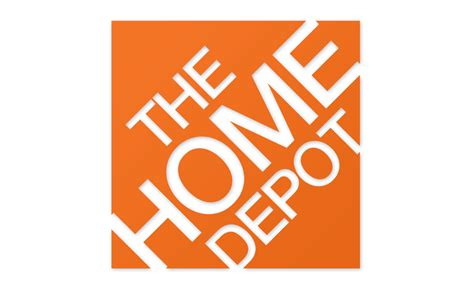 home dept home depot logo clip pictures to pin on